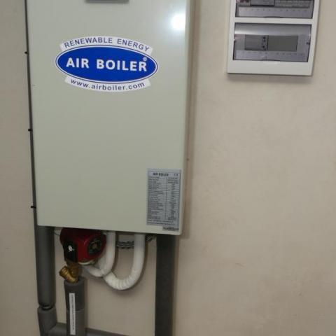 AIR BOILER vnitřní jednotka
